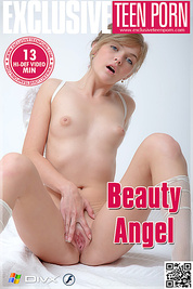 Lovely teen angel with a flawless body getting horny and rubbing her pussy in these movies.